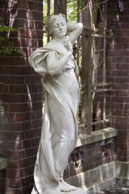 The Sculpture of a Girl