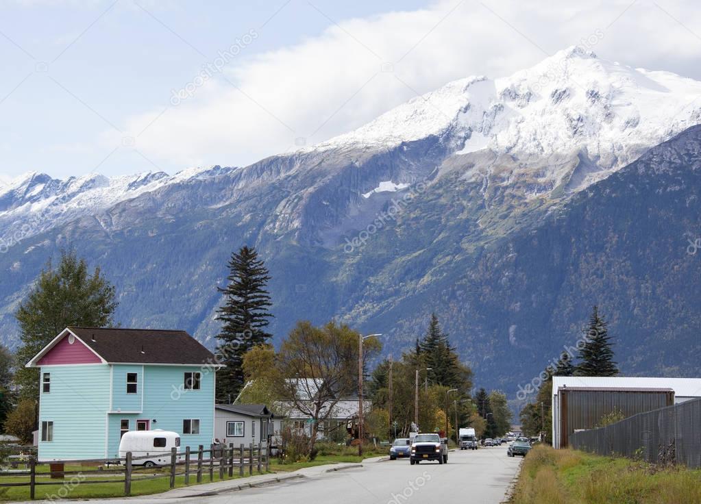 Street Of Alaska