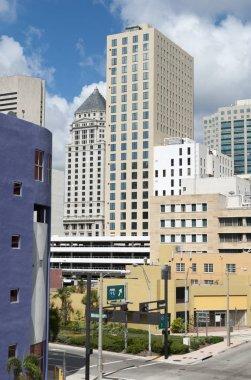 Miami Downtown Streets