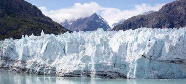 Alaska's Glacier Panorama