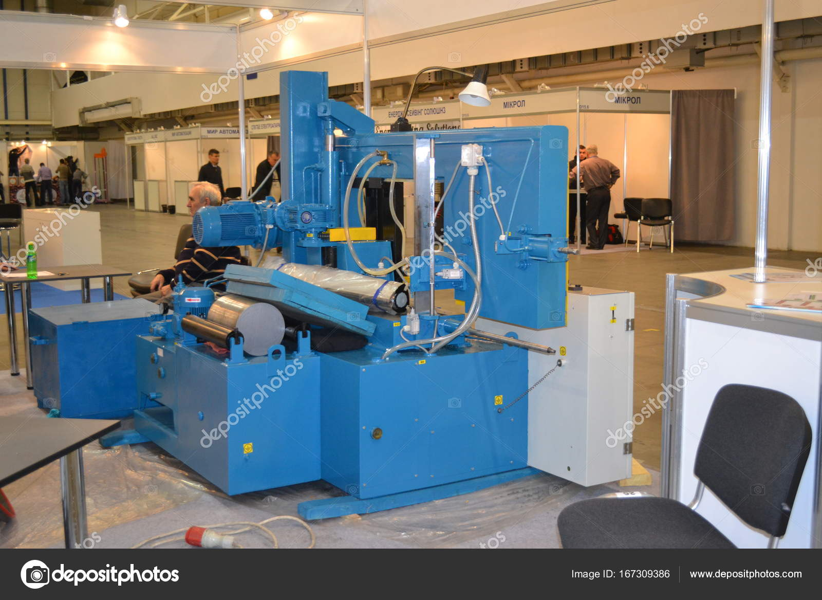 Industrial machinery, Industrial equipment, Industrial facilities and  machine tools, machinery lathes – Stock Editorial Photo © Marina1408  #167309386