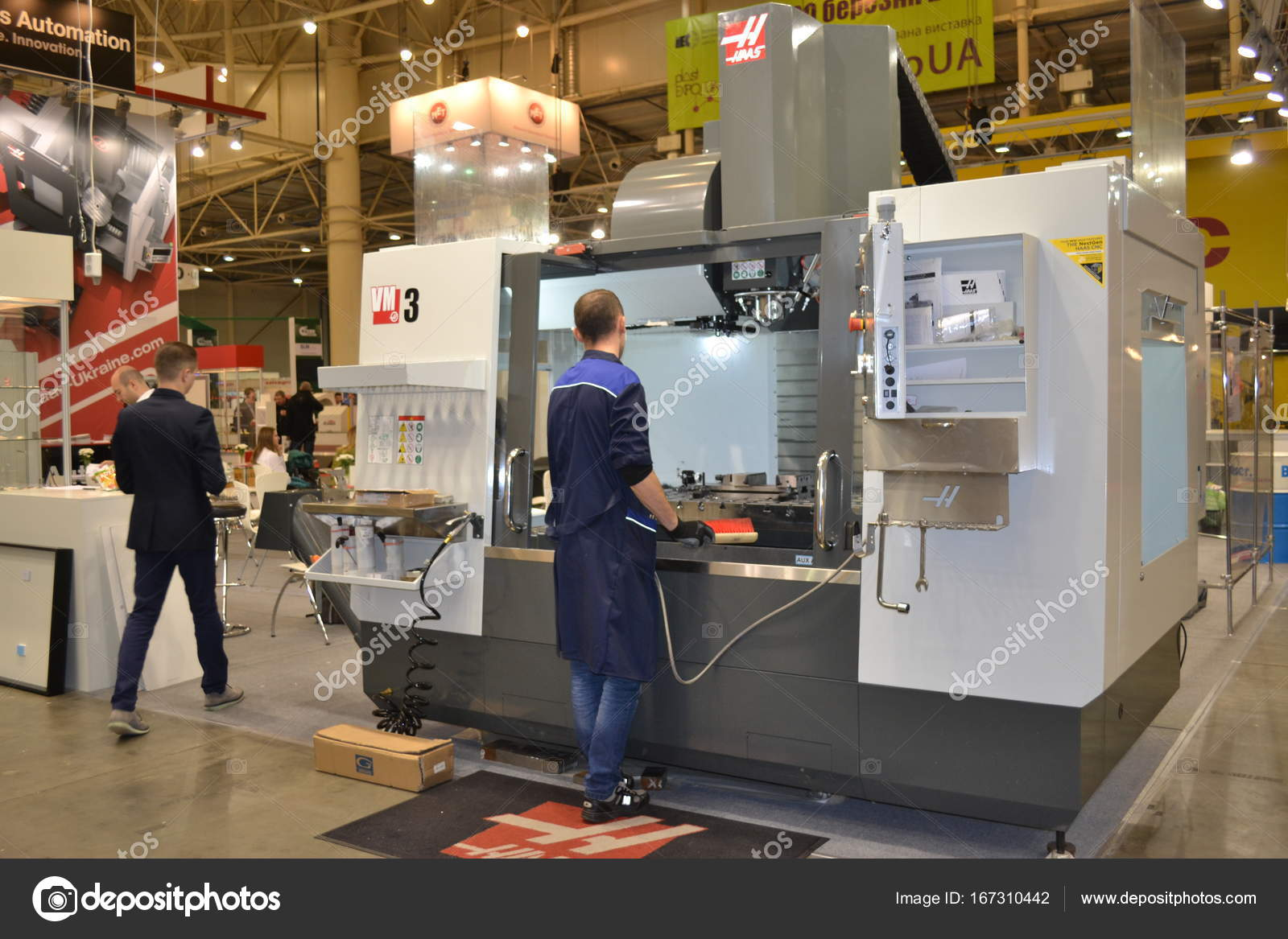 Industrial machinery, Industrial equipment, Industrial facilities and  machine tools, machinery lathes – Stock Editorial Photo © Marina1408  #167310442