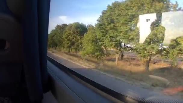 Zobrazení okna pohybující se sběrnice