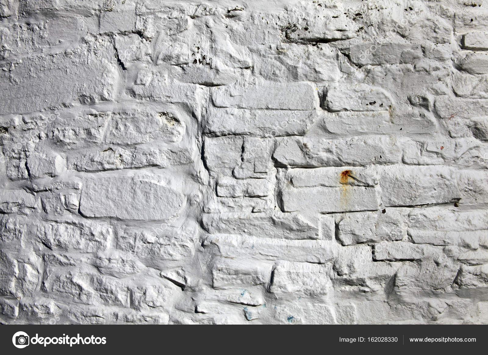 Stenen Muur Wit : Stenen muur wit schilderen stenen muur wit verven artsmedia
