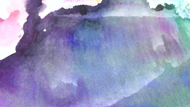 Zeichnung Monotypie, Abstraktion. Aufnahme der Zeichnung.