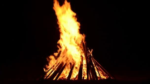 Palte na černém pozadí. Fire Fame