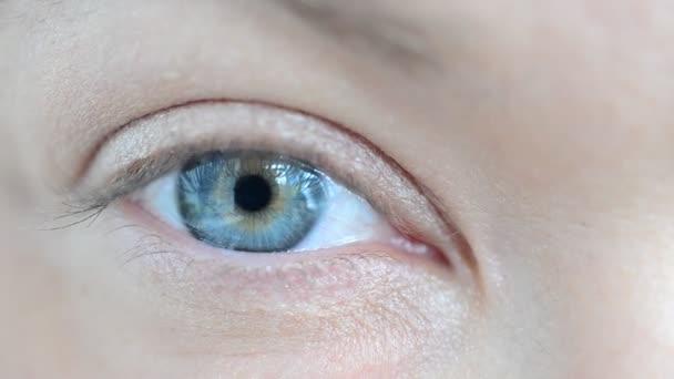 Oči a ženy. Oči a pohled