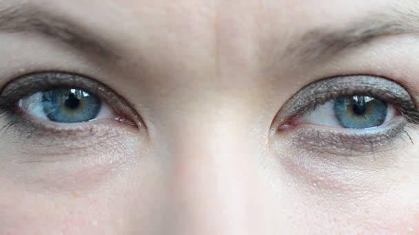 Beautiful eyes. Eyes and look