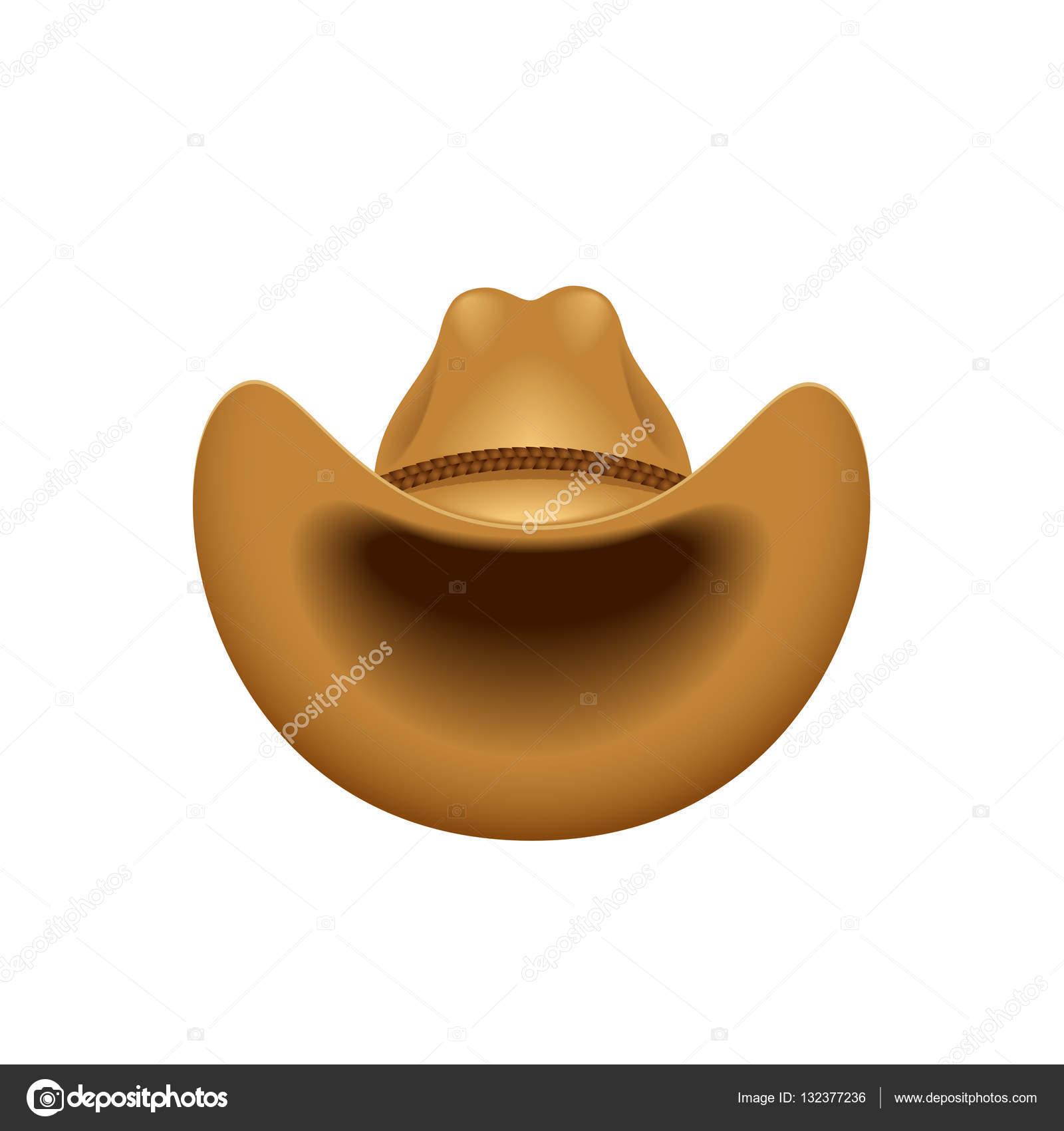 desenho de chapéu de cowboy — Vetor de Stock © I.Petrovic  132377236 dd865bdd2b4