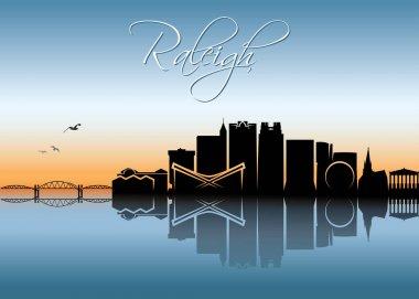 Raleigh skyline - North Carolina