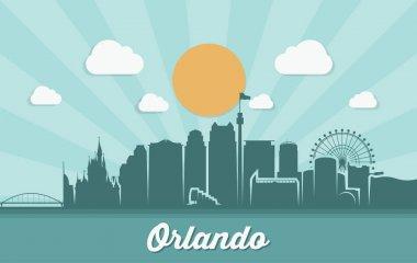 Orlando skyline - Florida