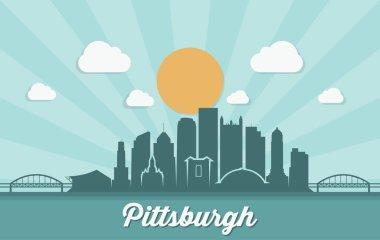 Pittsburgh skyline - Pennsylvania