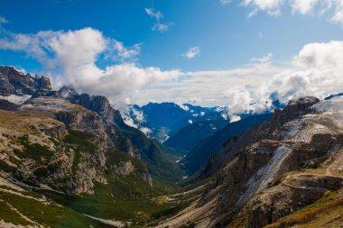 Dolomites region of Three Peaks