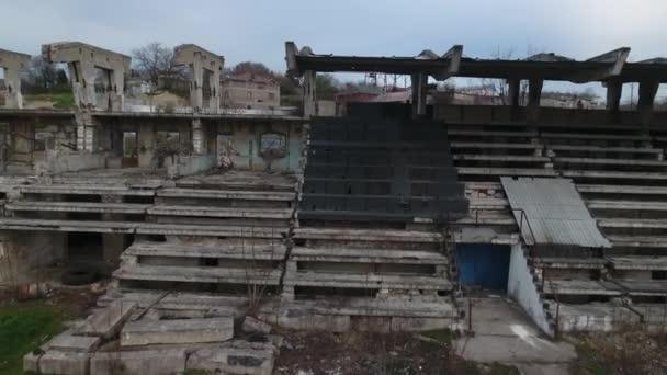 elpusztította a stadiont, a Szovjetunióból.