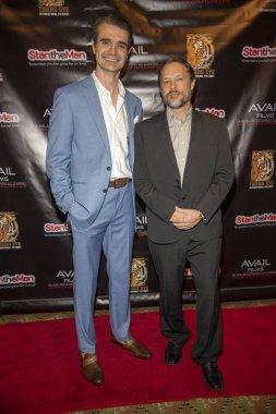 Matthew Floyd Miller, Michael Matthys  attend Avail Film's