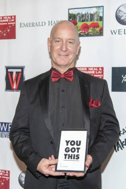 Steve Cederquist attends The 5th Annual Roger Neal & Maryanne Lai Oscar Viewing Dinner - Icon Awards at The Hollywood Museum, Hollywood, CA on February 9, 2020