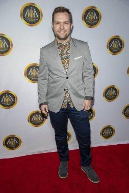 Cody Matthew Johnson attends Hollywood Music In Media Awards at Avalon Hollywood, Hollywood, CA on November 20, 2019