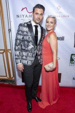 Brett Dalton attends 9th Annual Face Forward Gala at Beverly Wilshire Hotel, Beverly Hills, California on September 22nd, 2018