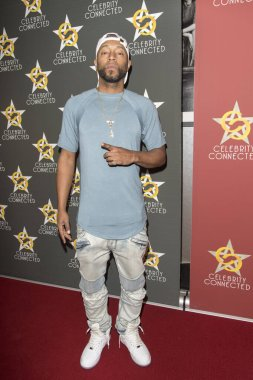 Drumma Boy attends  Celebrity Connected Luxury Gifting Suite Honoring The MTV Movie & TV Awards, May 6th, 2017 in W Hotel Hollywood, Los Angeles CA.