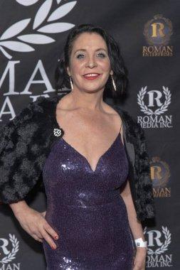 Josephine Whitaker attends Roman Media's 5th Annual