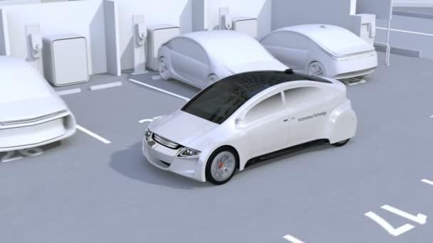 Autonomous car parking by intelligent parking assist system