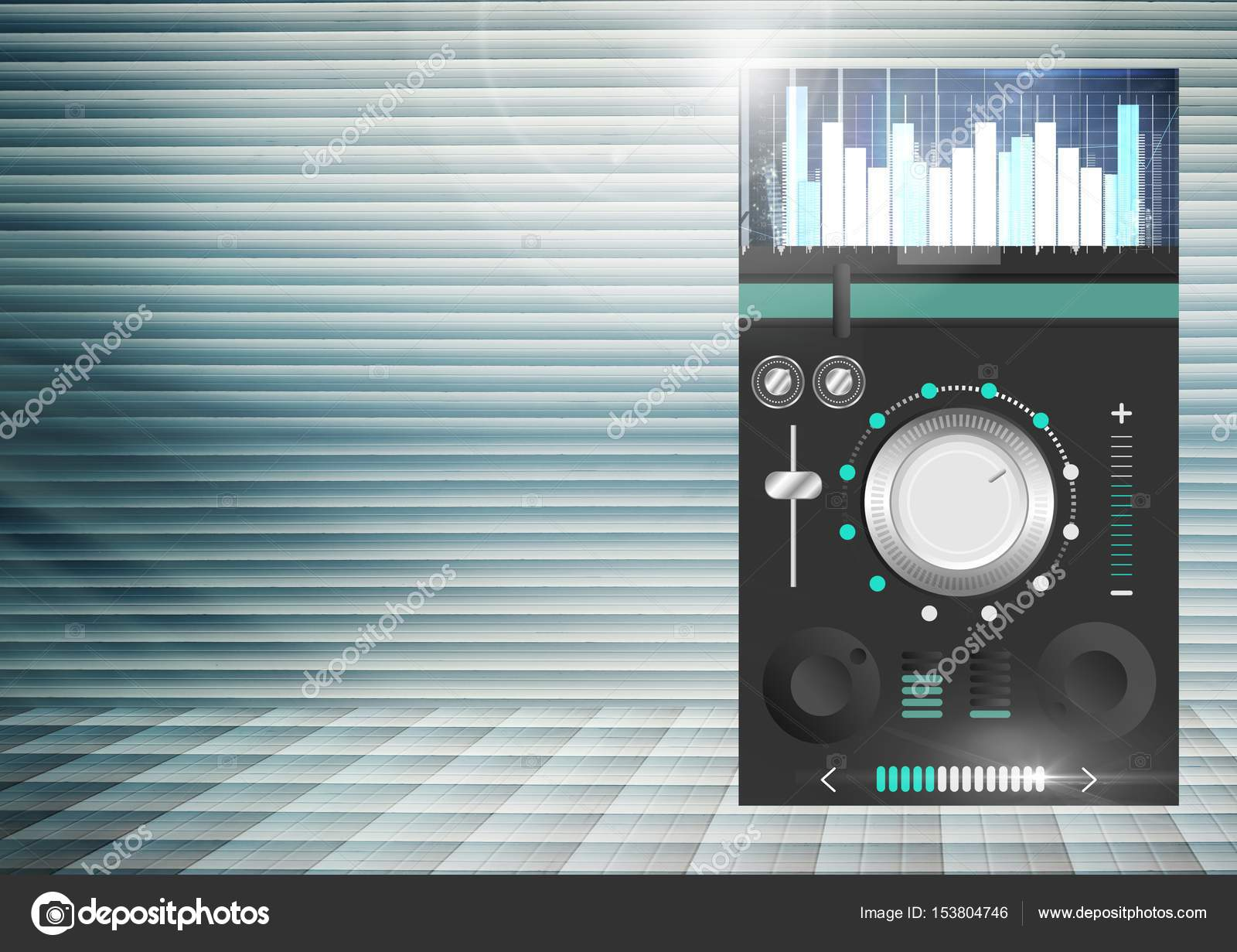 Sound Music and Audio production engineering equalizer App