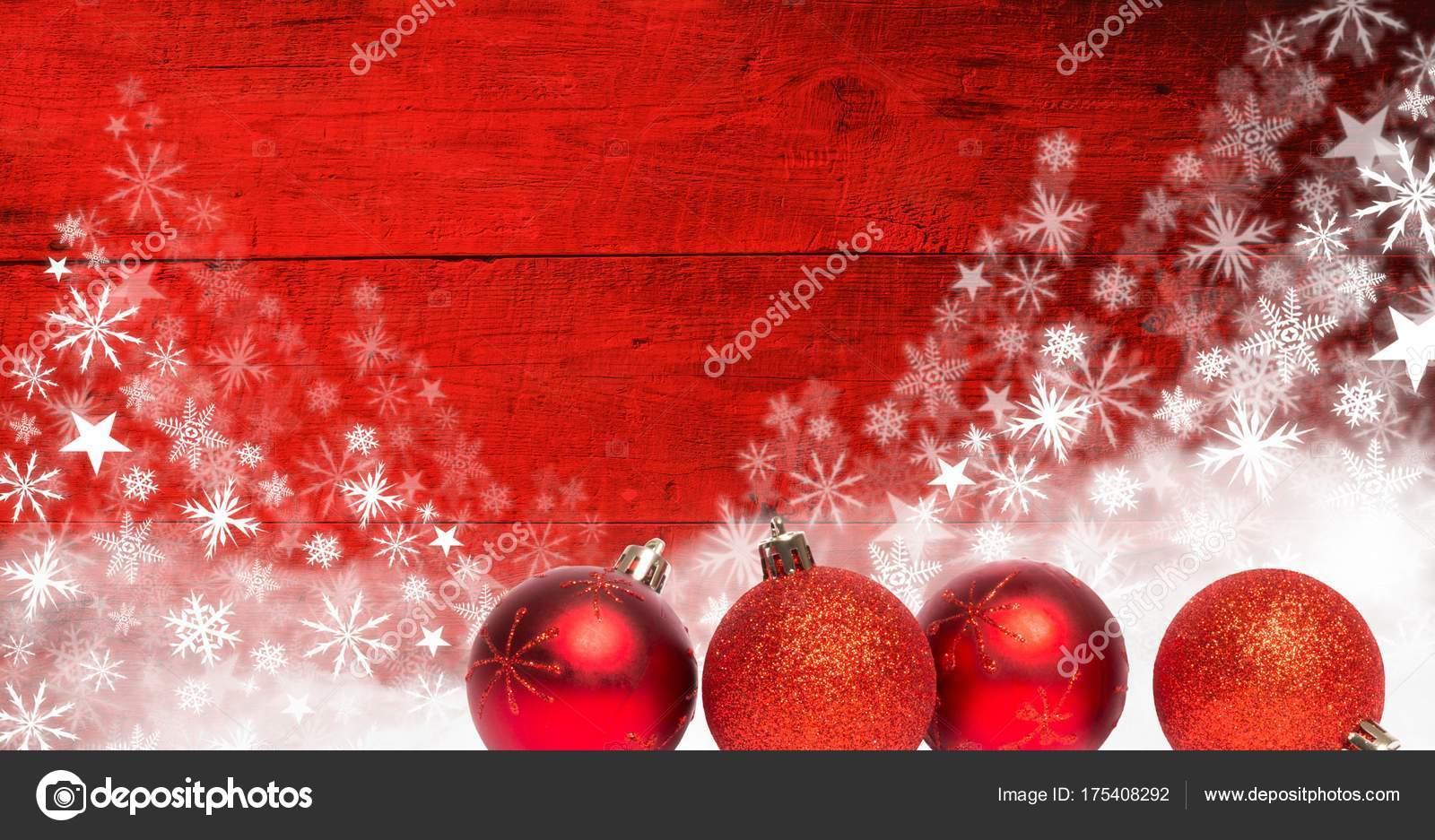 Christbaumschmuck Christbaumkugel Und Weihnachten Schneeflocke