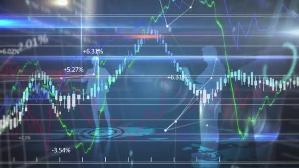 Stock Market Chart Stock Videos Royalty Free Stock Market Chart Footages Depositphotos