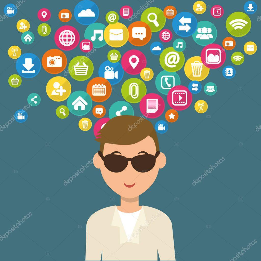 medios de comunicación social fecha tetas grandes