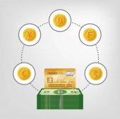 Peníze symbolu měny