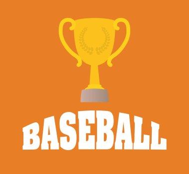 baseball trophy cup