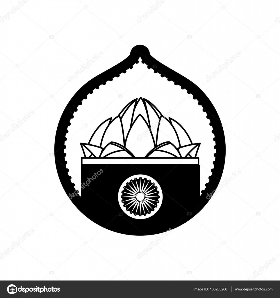 Stamp lotus flower indian culture stock vector djv 133263266 stamp lotus flower indian culture stock vector mightylinksfo