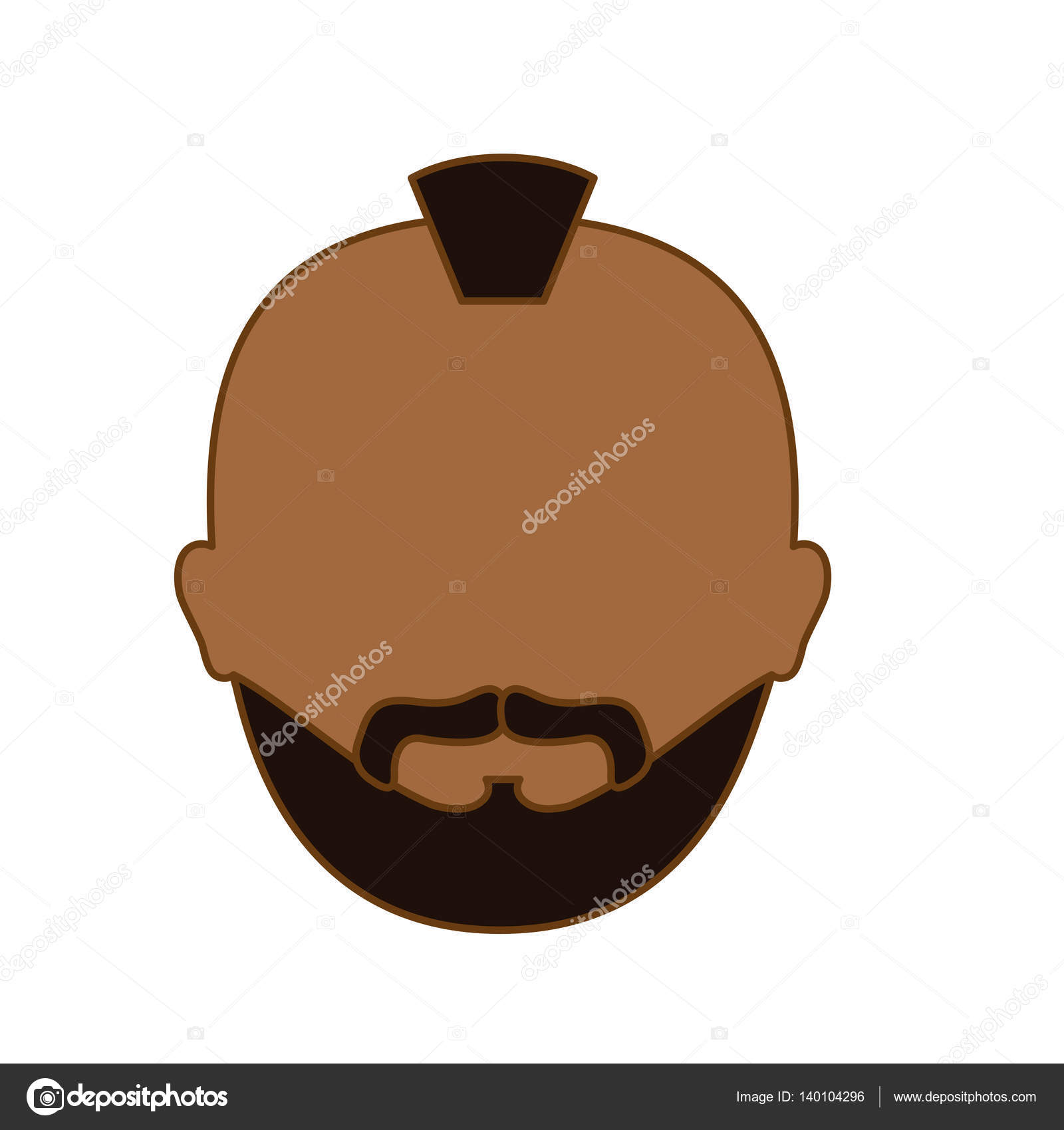 картинка человека лицо