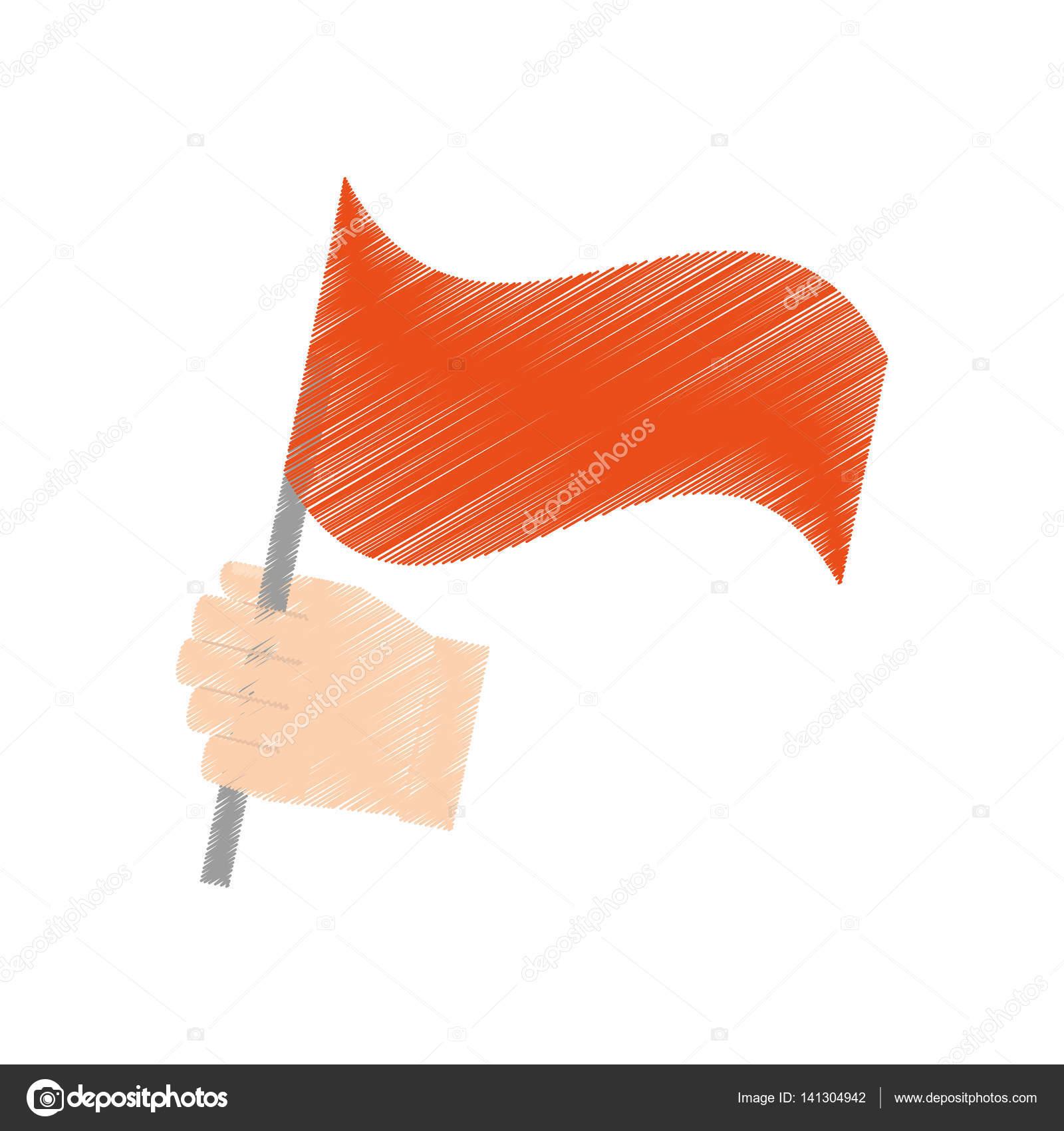 Прикольные картинки флаг в руки