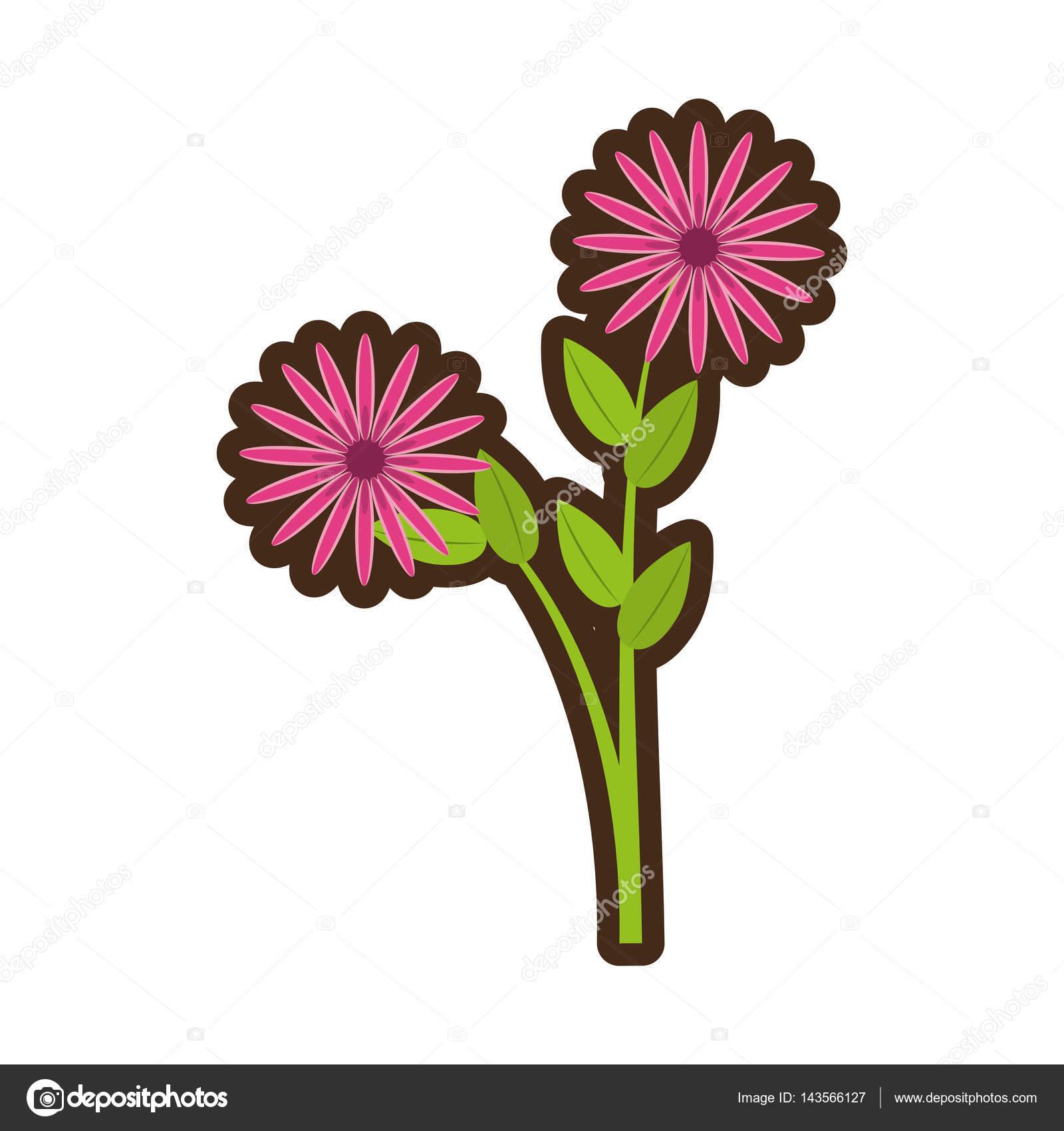 Cartoon daisy flowers bunch flora stock vector djv 143566127 cartoon daisy flowers bunch flora stock vector izmirmasajfo