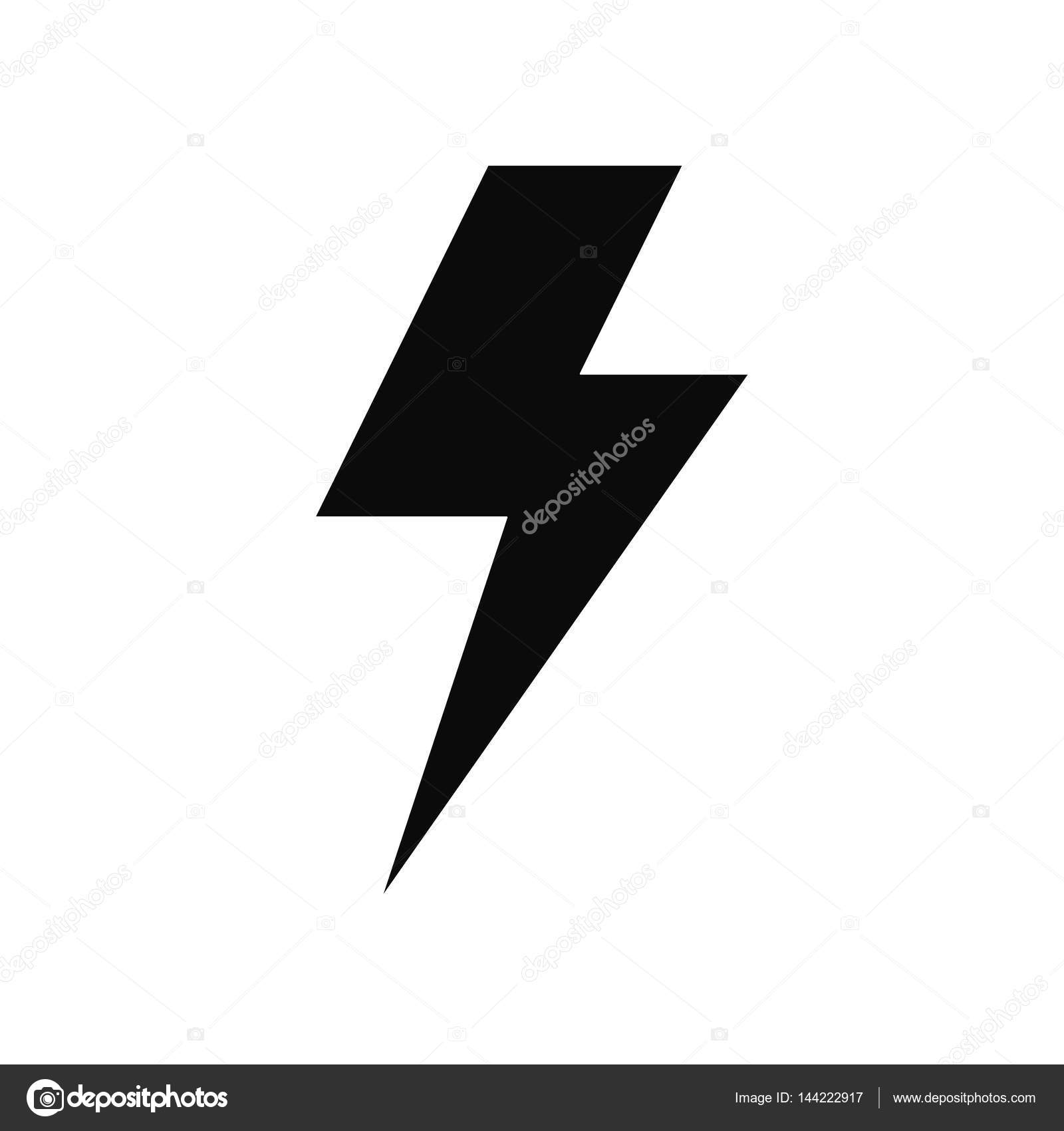 Ray electricity symbol — Stock Vector © djv #144222917