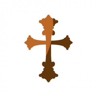 Christianity cross symbol