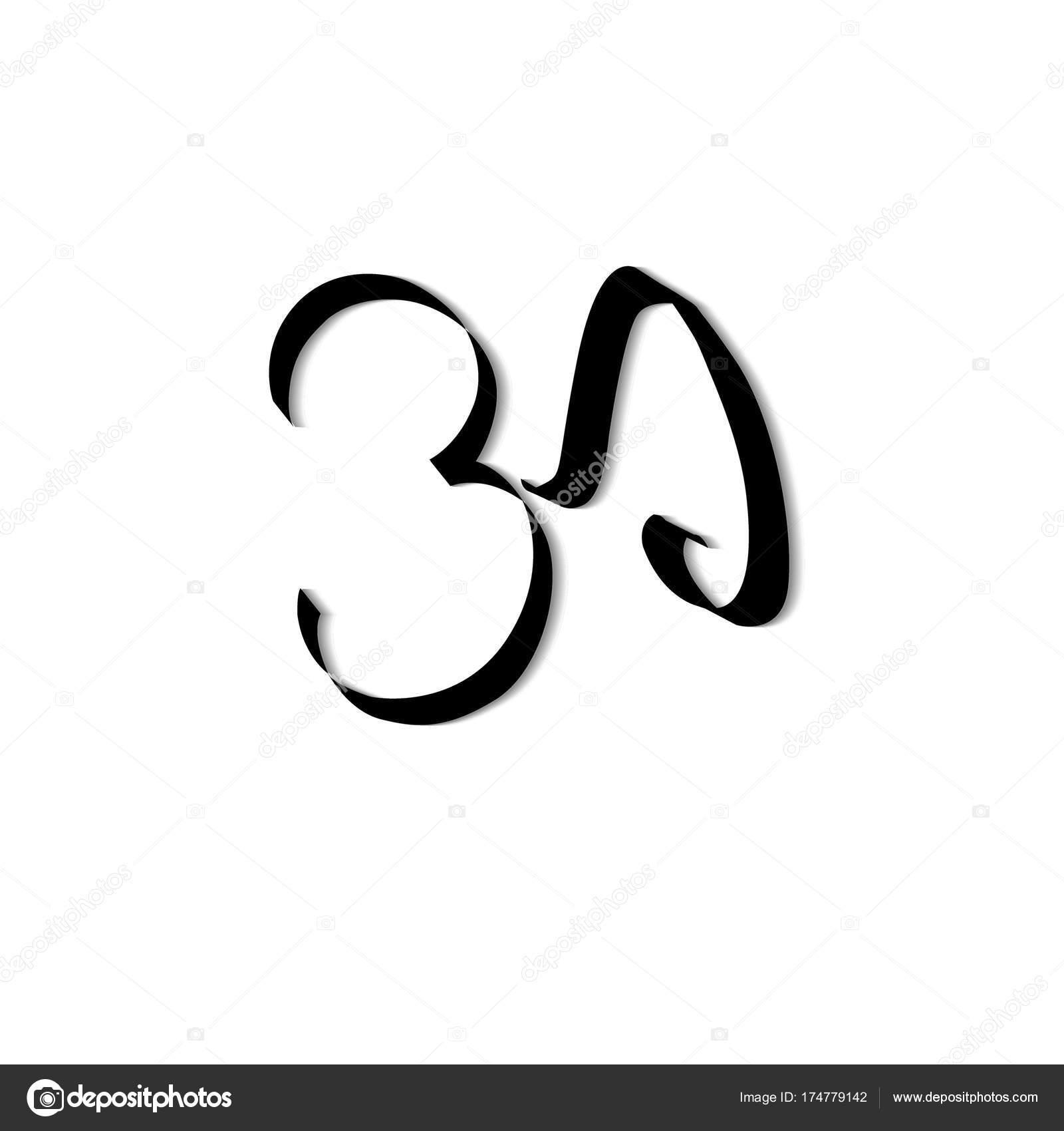 Art ohm sign om symbol yoga aum symbolizing stock vector art ohm sign black sacred om symbol yoga practice aum symbolizing vector by shnurochek13 buycottarizona
