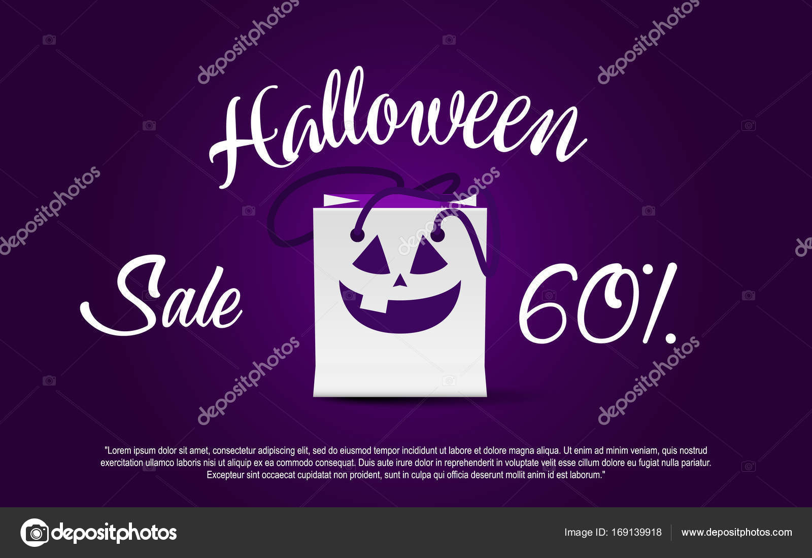 colorful template for sales vector by irinashatilova