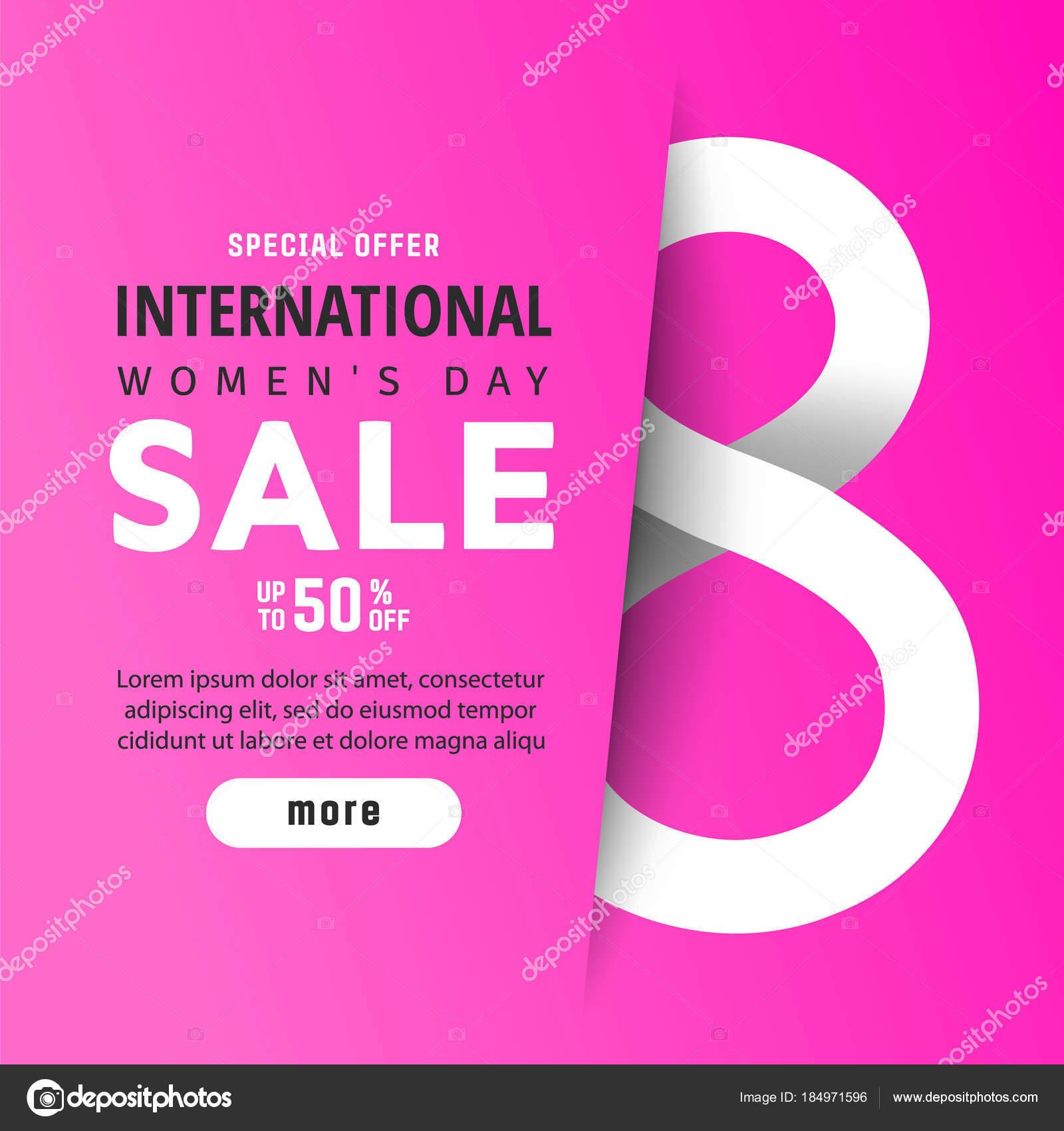 Invitacion Fiesta 50 Años Mujer 8 De Marzo Día