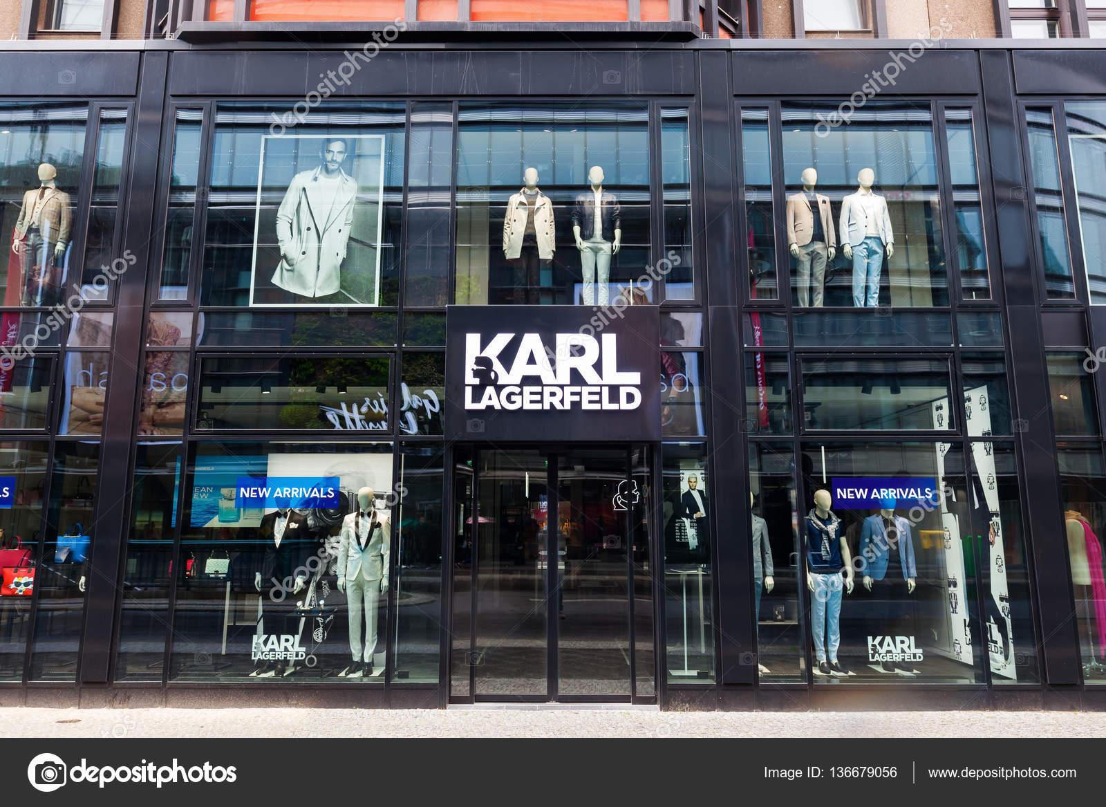 karl lagerfeld shop berlin