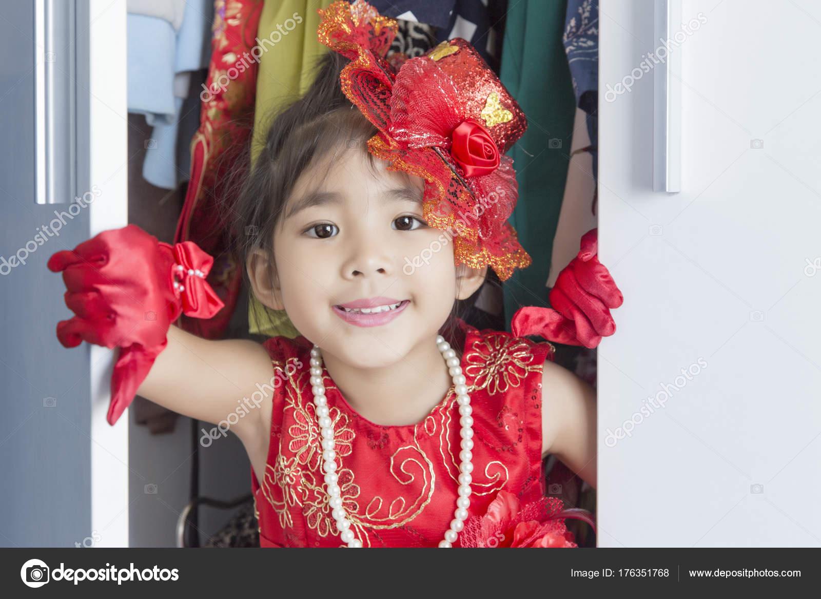 Asian Girl Dressup