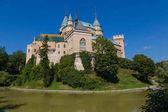 Středověký hrad Bojnice, Slovensko