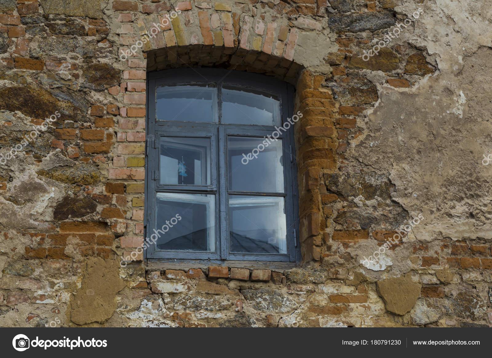 Antigua muralla con ladrillo múltiples — Foto de stock © Anatolii57 ...