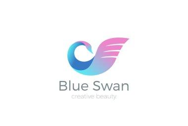 Beauty  Swan Logo