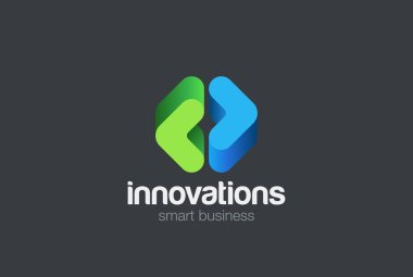 Logo abstract Business design