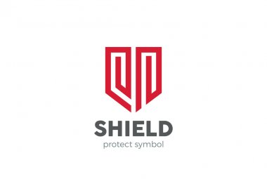 Shield Logo design