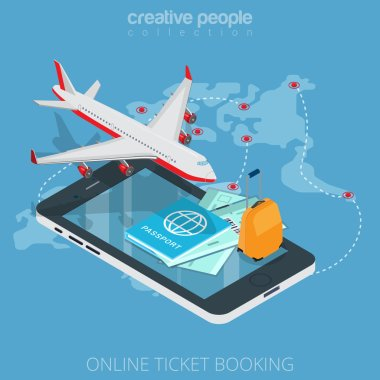 online mobile ticket booking