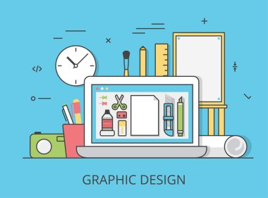 graphic design website