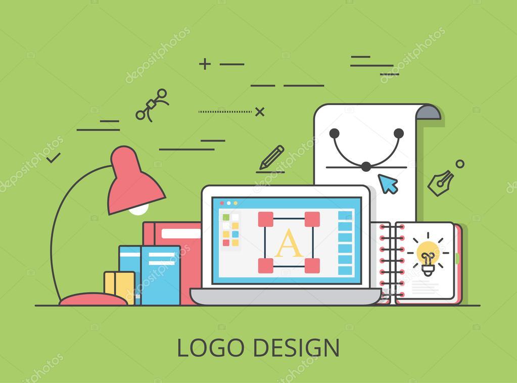 identity and branding website